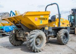 Thwaites 6 tonne swivel skip dumper Year: 2014 S/N: J5350 Recorded Hours: A635128