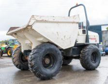 Benford Terex PT9000 9 tonne straight skip dumper Year: 2006 S/N: E607FM132 Recorded Hours: Not