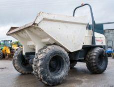 Benford Terex PT9000 9 tonne straight skip dumper Year: 2006 S/N: E611FM307 Recorded Hours: Not