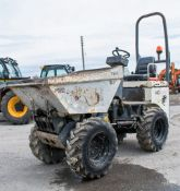 Terex HD1000 high tip dumper Year: 2008 S/N:702FT151 Recorded Hours:2546