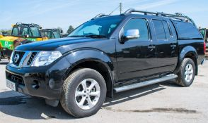Nissan Navara YD25 SE Manual double cab 4wd pick up Reg No. BF 13 KRG Date of Registration: