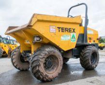 Terex 9 tonne straight skip dumper Year: 2014 S/N: DOEE8PK5978 Recorded Hours: 1626 A635139