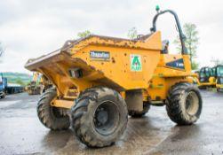 Thwaites 9 tonne straight skip dumper Year: 2013 S/N: C5321 Recorded Hours: 1567 A602366