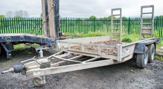 Indespension 10 ft x 6 ft tandem axle plant trailer A675677