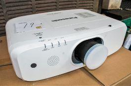 Panasonic PT-EW650EJ projector ** No remote **