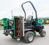 Ransomes Highway 4WD 3 gang diesel driven mower S/N: CU000887 Recorded Hours: 678 c/w Sport 200