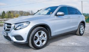 Mercedes Benz GLC220d Sport Premium 5 door estate SUV Registration Number: MK66 NBO Date of