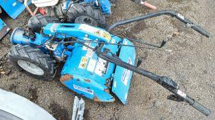 Camon C8 petrol driven rotovator ** Parts missing **