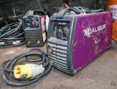 Thermal Arc 110v invertor welder set