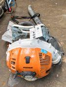 Stihl BR600 petrol driven leaf blower A594662