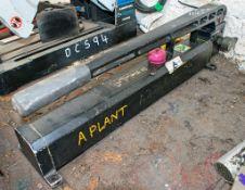 Europress hydraulic power press A376396