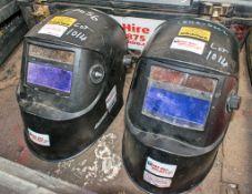 2 - welding masks