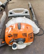 Stihl BR350 petrol driven back pack leaf blower A650208