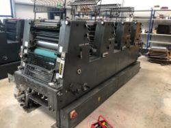 Heidelberg Printing Presses and Printing Guillotines