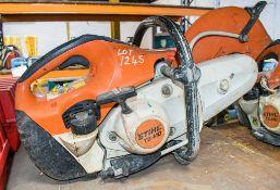 Stihl TS410 petrol driven cut off saw A617427
