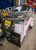 Eurostar 200 mig welding set c/w leads as photographed