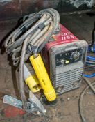 Thermal Arc 110v inverter welding set c/w torch & earth lead
