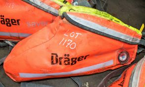 Drager emergency escape breathing device A708850