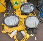 3 - 110v inspection lamps A706093/A706094/A706101