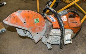 Stihl TS410 petrol driven cut off saw A654855