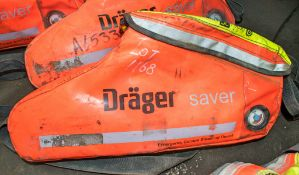 Drager emergency escape breathing device A694917