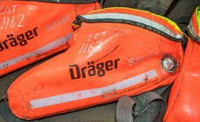 Drager emergency escape breathing device A702919