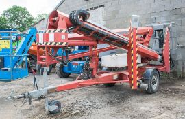 Nifty 170 HDETS diesel/electric fast tow boom lift Year: 2007 S/N: 12329