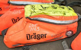Drager emergency escape breathing device A699089