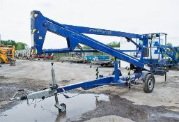 Nifty 120ME battery electric fast tow boom lift Year: 2004 S/N: 11905