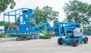 Genie 245/25 bi-energy articulated boom access platform Year: 2005 S/N: 24732 Recorded Hours: