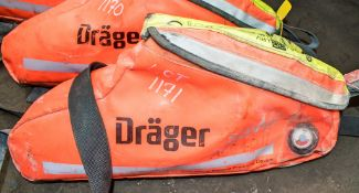 Drager emergency escape breathing device A684011