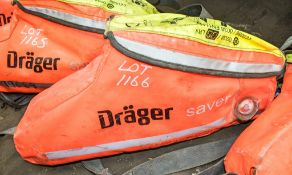 Drager emergency escape breathing device A694918