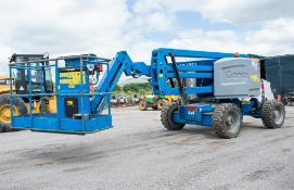 Genie Z45/25J 45 ft 4WD diesel driven articulated boom lift access platform Year: 2014 S/N: B4117