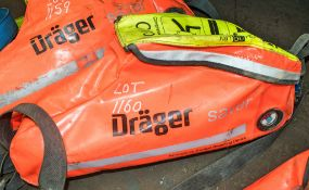 Drager emergency escape breathing device A702917