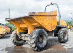 Benford Terex 6 tonne straight skip dumper Year: 2007 S/N: E701FW097 Recorded Hours: 4429 1970