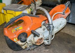 Stihl TS410 petrol driven cut off saw A680142