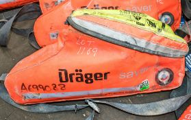 Drager emergency escape breathing device A699088