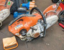 Stihl TS410 petrol driven cut off saw A652597