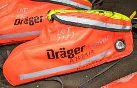 Drager emergency escape breathing device A690180