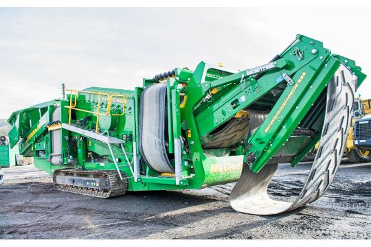 McCloskey R155 5x16 High Energy steel tracked vibrating