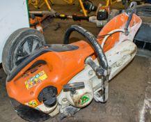 Stihl TS410 petrol driven cut off saw A691383