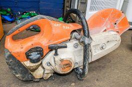 Stihl TS410 petrol driven cut off saw A643516