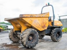Benford Terex 6 tonne straight skip dumper Year: 2010 S/N: TS2799 Recorded Hours: 2745 1840