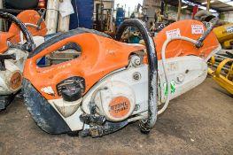 Stihl TS410 petrol driven cut off saw