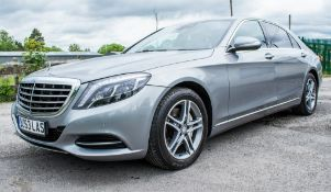 Mercedes Benz S350 L SE Line Bluetec 4 door automatic saloon car Registration Number: BU53 LAS