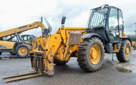 JCB 532-120 12 metre telescopic handler Year: 2001 S/N: 782662 Recorded Hours: 1510 VC