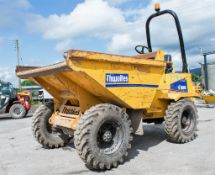 Thwaites 4 tonne straight skip dumper Year: 2004 S/N: 5620 Recorded Hours: 2608 716