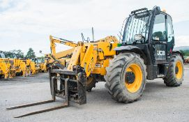 JCB 531-70 7 metre telescopic handler Year: 2013 S/N: 2178066 Recorded Hours: 2151