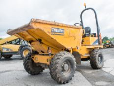 Thwaites 3 tonne swivel skip dumper Year: 2013 S/N: 30905448 Recorded Hours: 1031 A602321