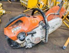 Stihl TS410 petrol driven cut off saw A652761